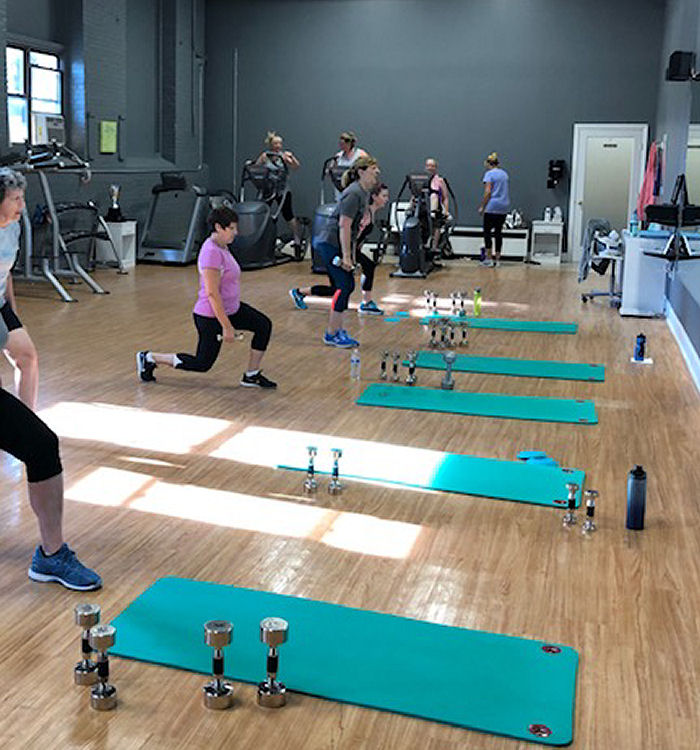 Fitness Nashua NH